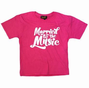 HOUSEWIFE Married To The Music Lil Tee - Hot Pink
