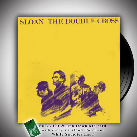 SLOAN Double Cross Vinyl - 2011