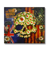The Dead Daisies Face I Love CD EP