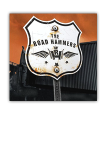 THE ROAD HAMMERS CD