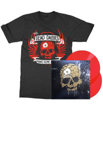 The Dead Daisies - Make Some Noise - Tee / Vinyl Bundle