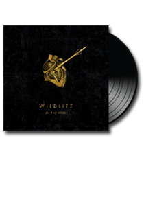 WILDLIFE -On The Heart- VINYL