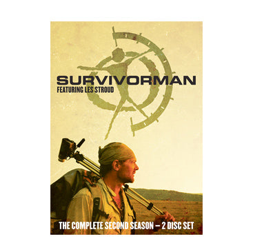 Survivorman - Survivorman Season 2 - DVD