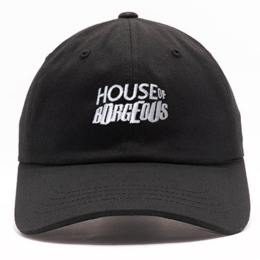 Borgeous - House of Borgeous - Black Dad Hat