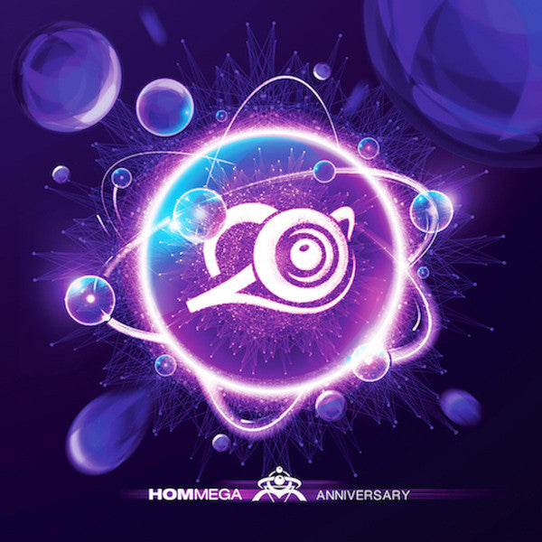 Hommega - 20th Anniversary Collection CD - 2017