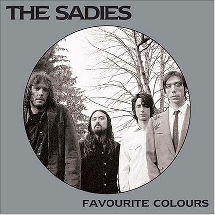 THE SADIES Music - Favourite Colours CD - 2004
