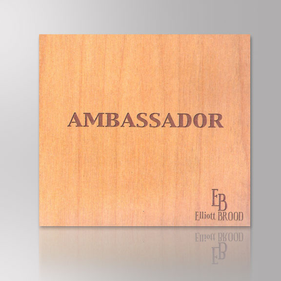 ELLIOT BROOD Music -Ambassador- CD