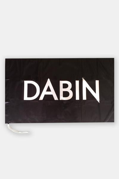 KANNIBALEN RECORDS - DABIN - Logo Flag