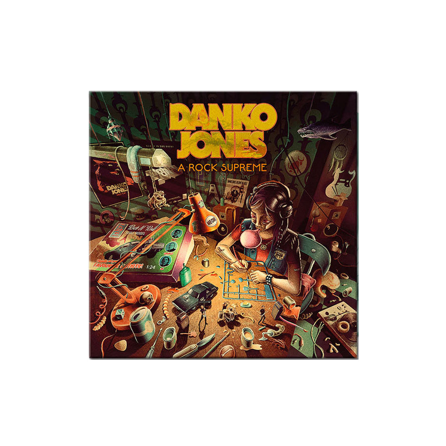 DANKO JONES -A Rock Supreme- CD