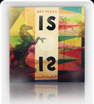HEY OCEAN Music -IS- 2013 - CD