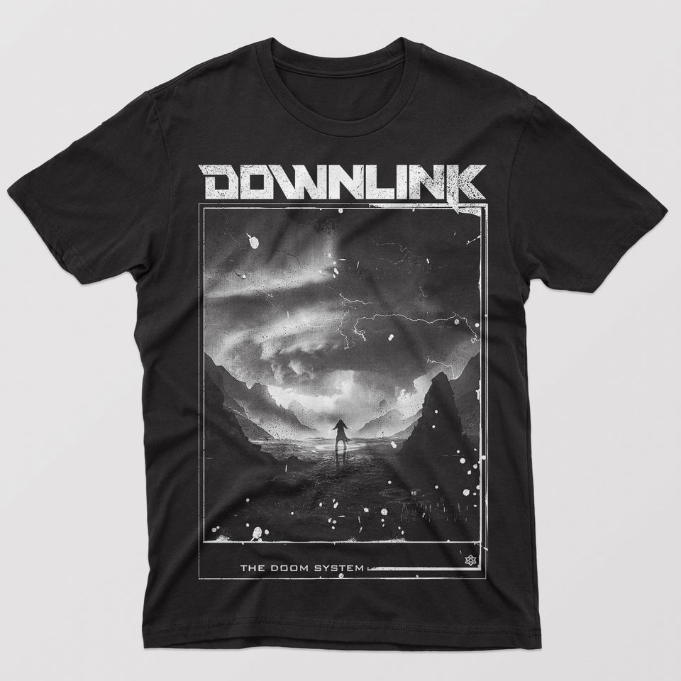 DOWNLINK - Doom System - 2019 Tour Tee