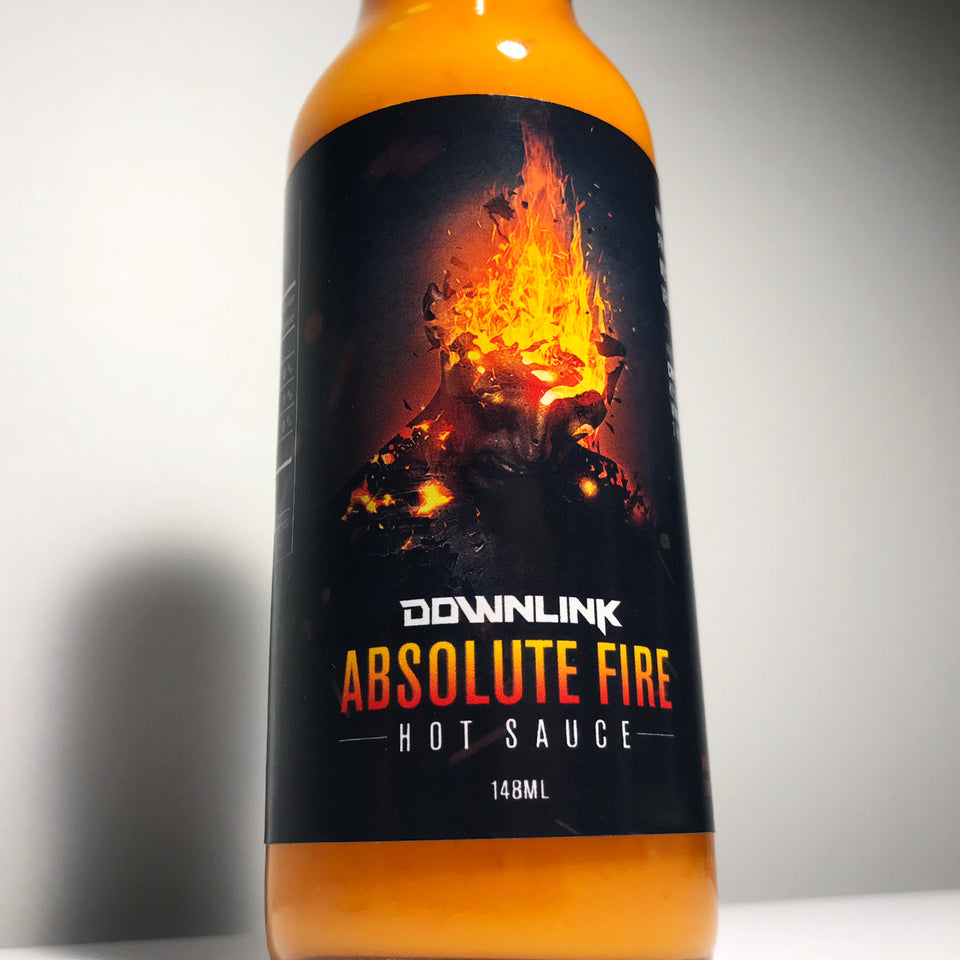 DOWNLINK - Absolute Fire - Hot Sauce