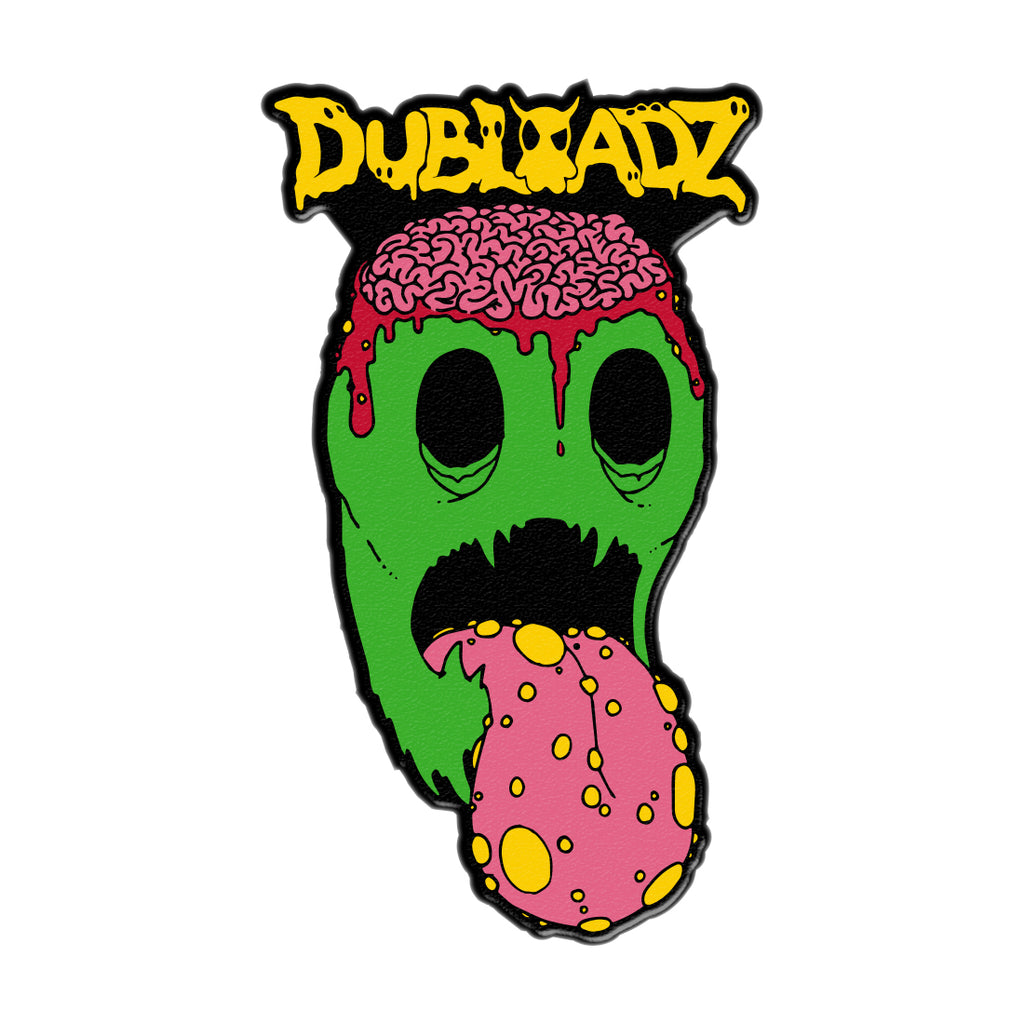 Dubloadz - Sick Tongue - Lapel Pin