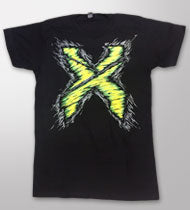 EXCISION -Zombie X- Black T-Shirt
