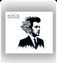 THE CLIKS -Black Tie Elevator- CD - 2013