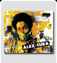 ALEX CUBA Self Titled CD - 2009