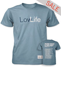 SIGNED!!! PHTL -LowLife- Slate T-Shirt