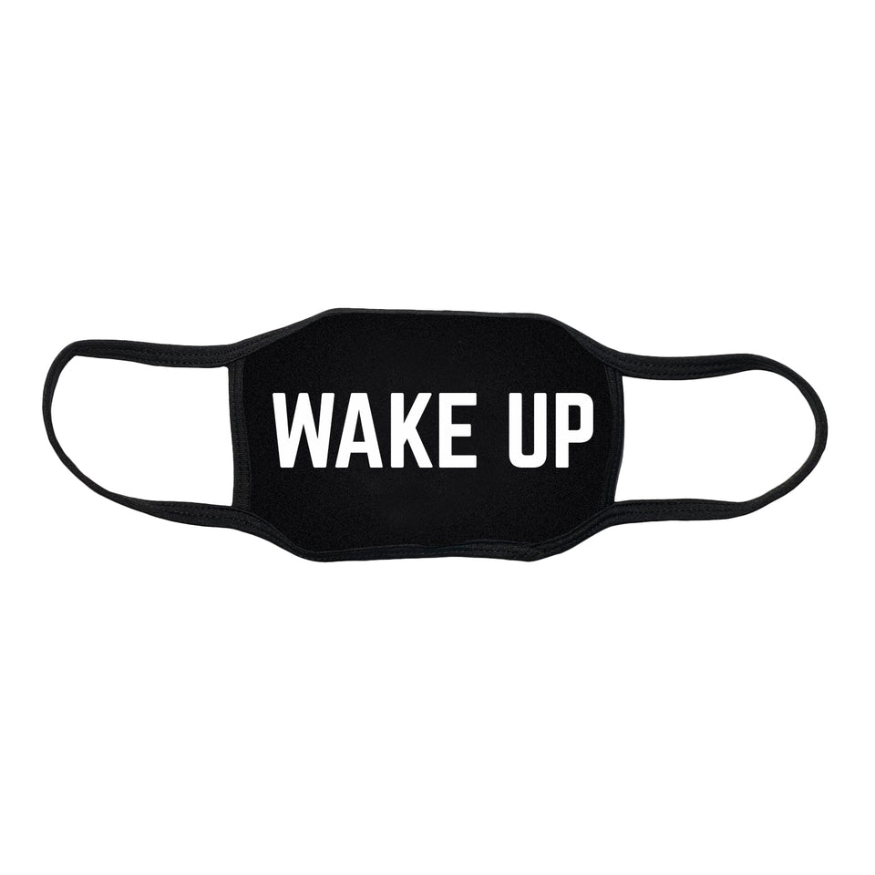 Elizabeth April - Wake Up - Face Mask