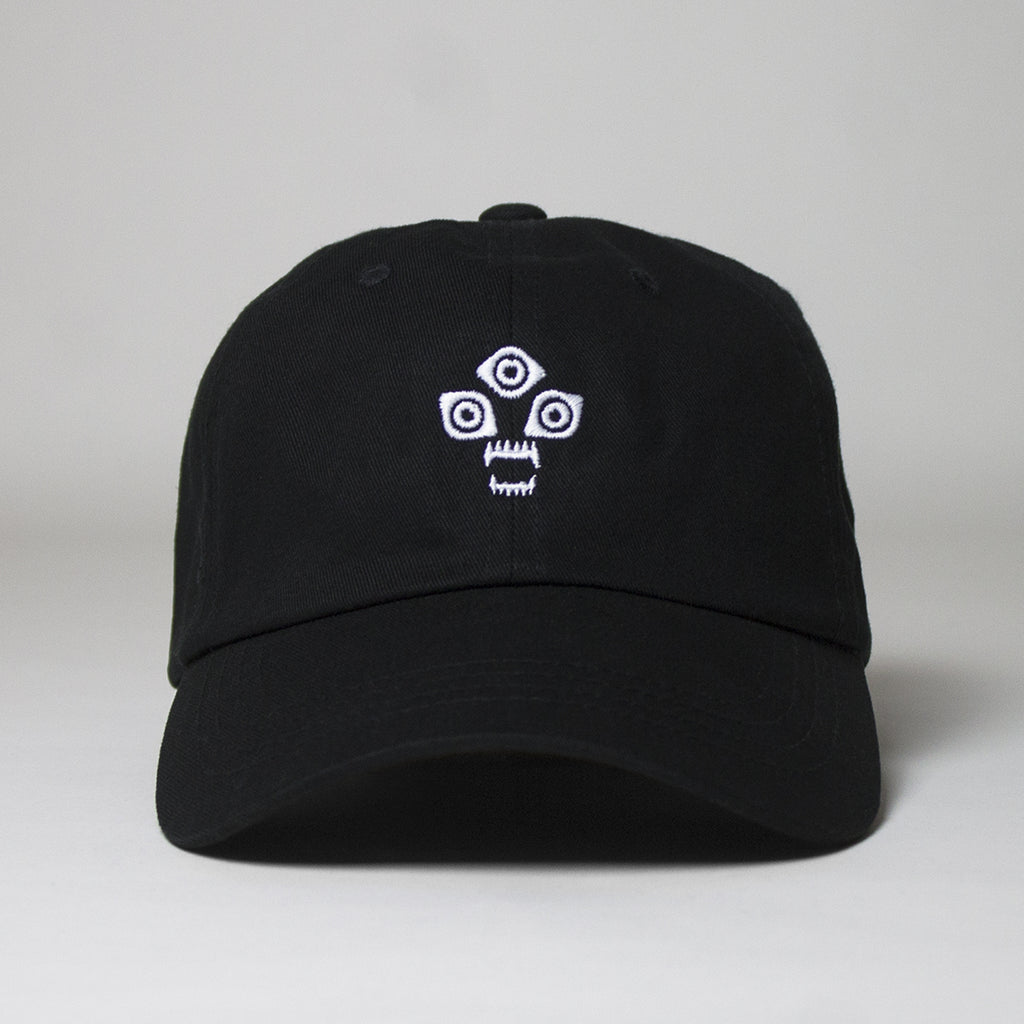 Eptic Eyes Monochrome Dad Hat