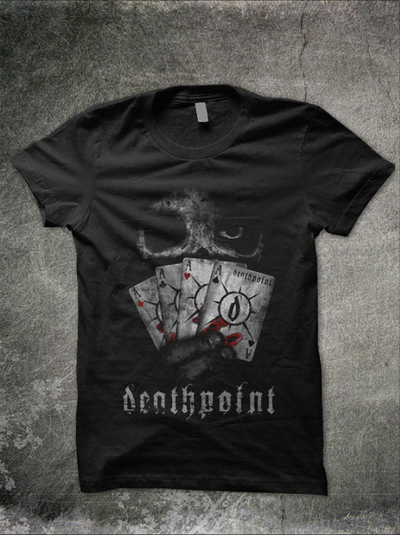 DEATHPOINT -Aces- T-Shirt