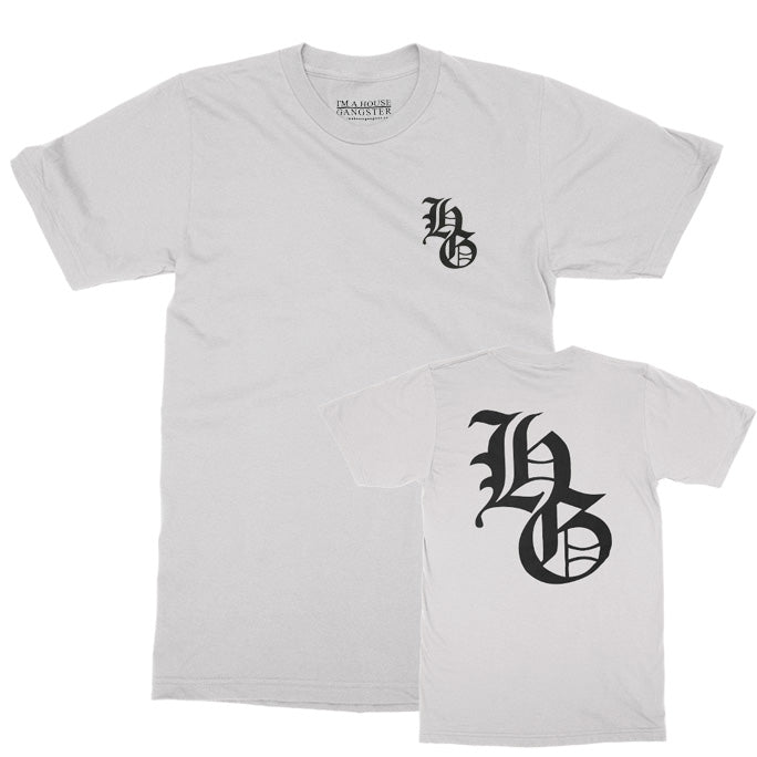 IAHG -Big HG- White T-Shirt