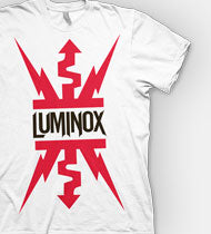 LIMITED EDITION - LUMINOX Extee White T-Shirt