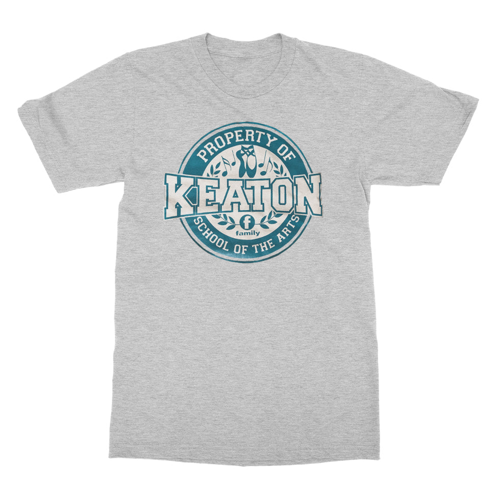 FAMILY - Keaton - Heather Gray Tee