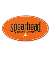 SPEARHEAD Bar Sign