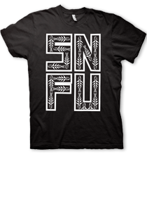 SNFU Stacked T-Shirt