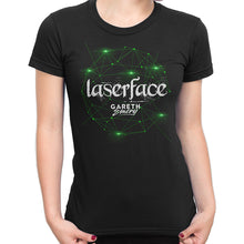 LTD EDITION: Gareth Emery - Laserface SAN FRANCISCO Ladies Tee