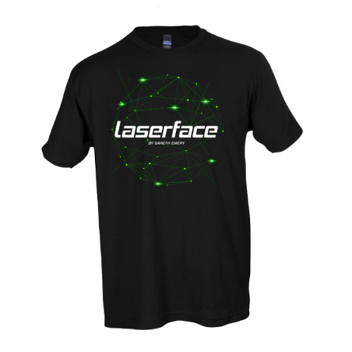 LTD EDITION: Gareth Emery - Laserface Vancouver Unisex Tee