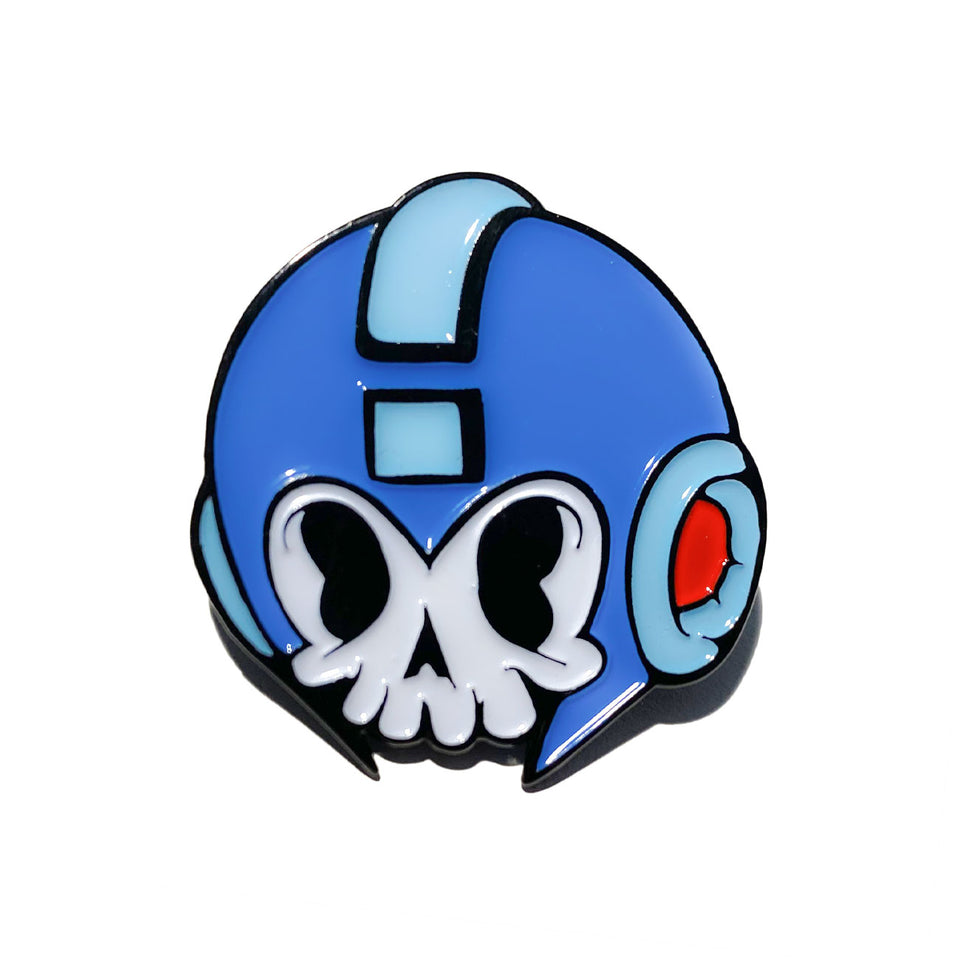 Ghostgang - Mega Man - Pin