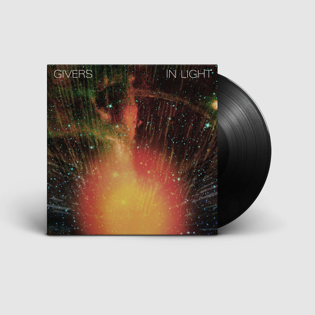 GIVERS - In Light Album
