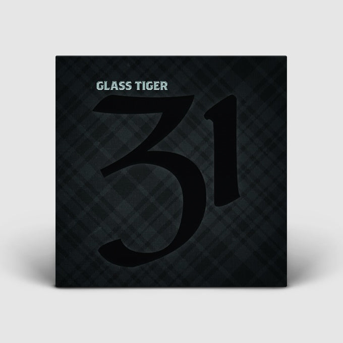 GLASS TIGER -31- CD