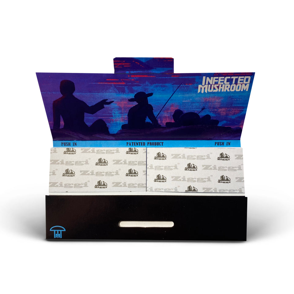 Infected Mushroom - Premium Rolling Papers