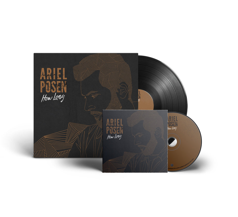 Ariel Posen - How Long - CD + Vinyl Bundle