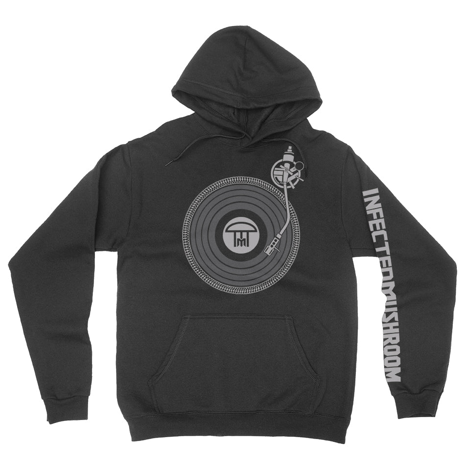INFECTED MUSHROOM -Infected 1200- Black Hoodie