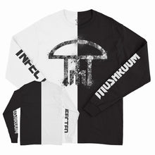 Infected Mushroom - Half + Half - Custom Long Sleeve