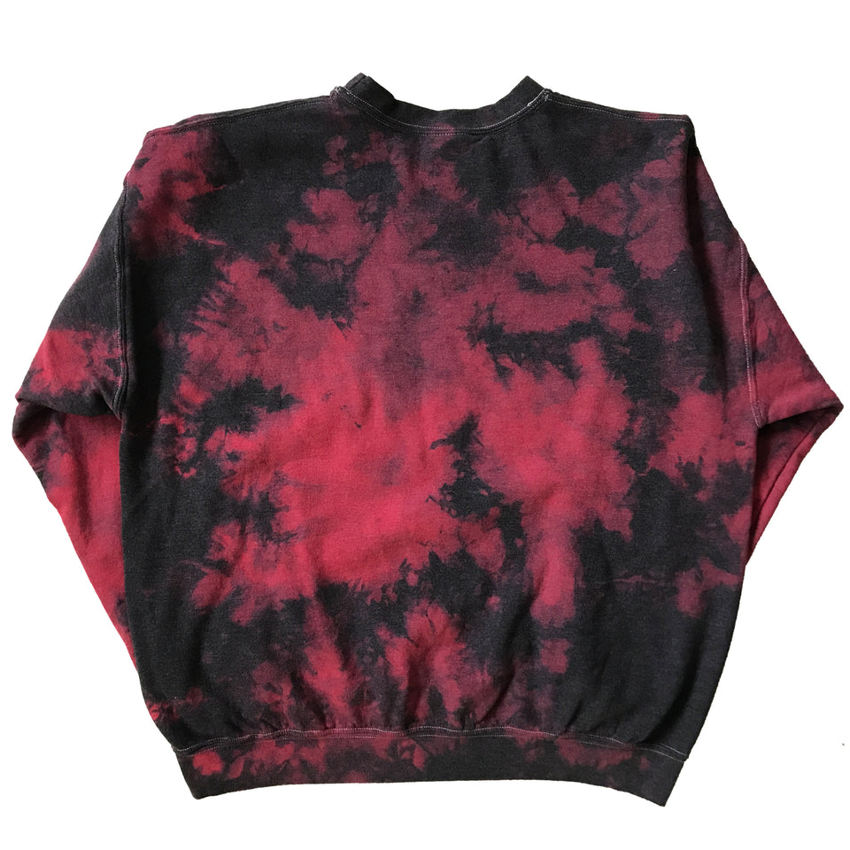 Infected Mushroom - Logo - Tie Dye Crew Sweater