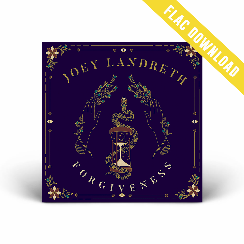 Joey Landreth - Forgiveness - Flac Download - Single