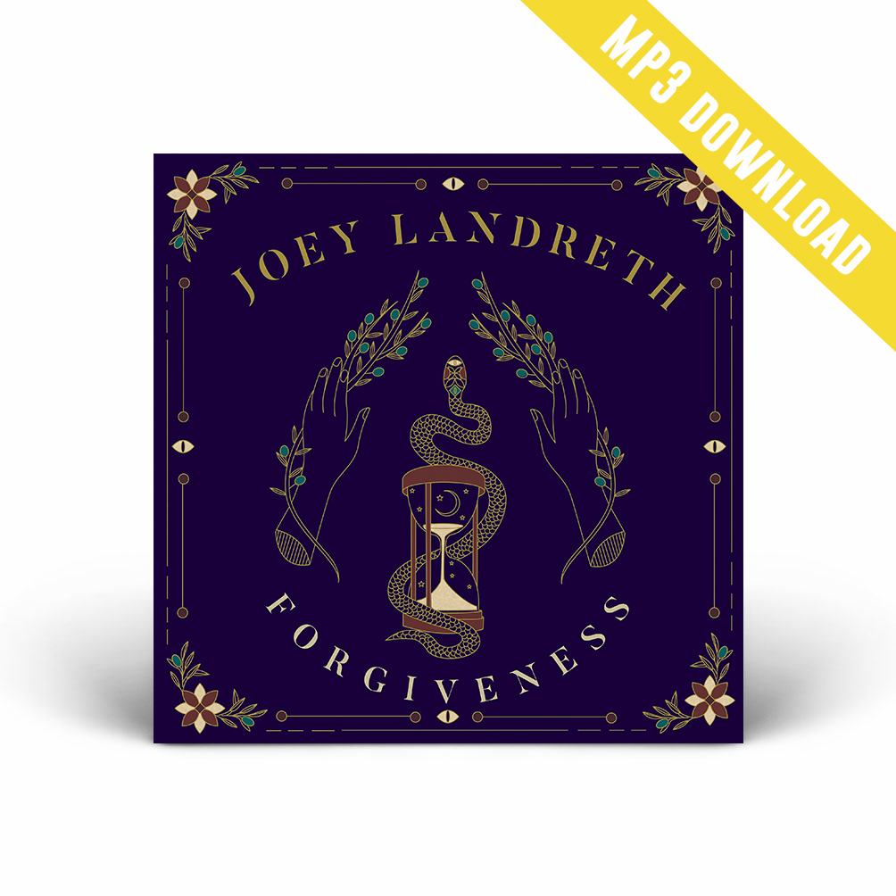 Joey Landreth - Forgiveness - MP3 Download - Single