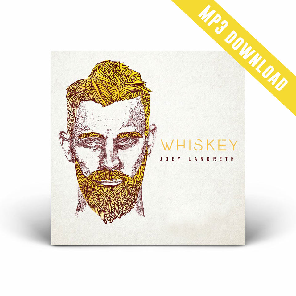 Joey Landreth - Whiskey - MP3 Download - Full Album