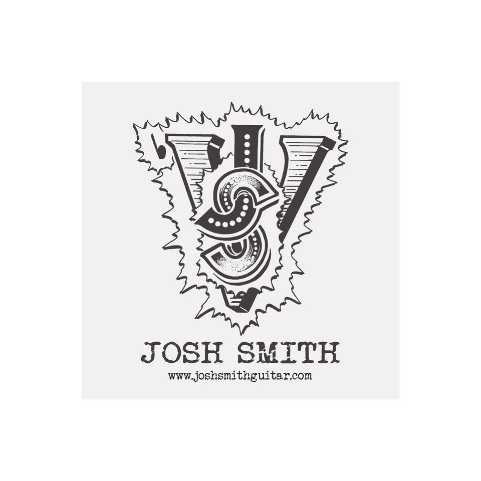 Josh Smith - Vinyl Sticker