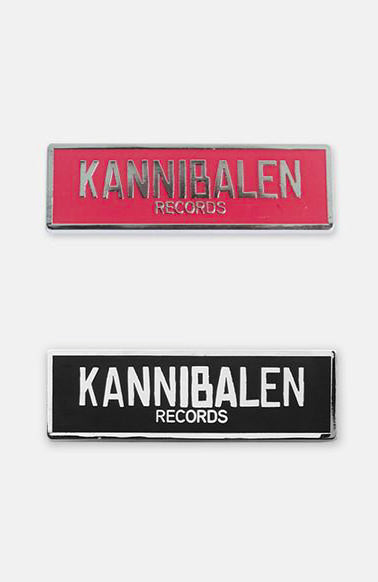 KANNIBALEN RECORDS - Lapel Pin