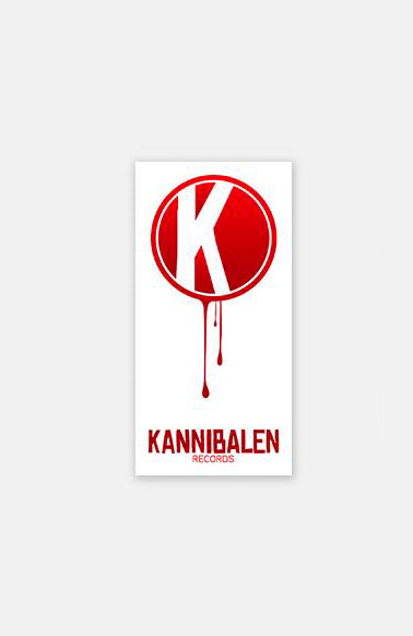 KANNIBALEN RECORDS - Sticker