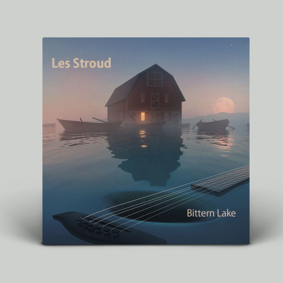Survivorman - Les Stroud Bittern Lake - CD