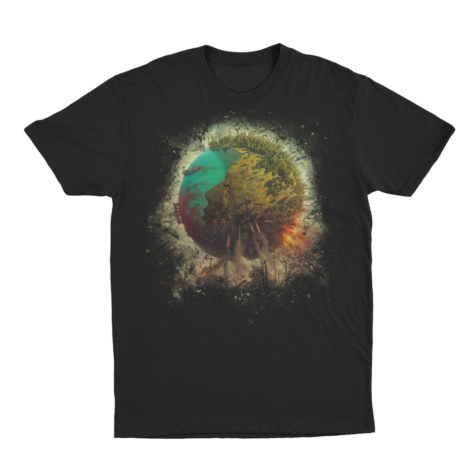 Survivorman - Mother Earth - Premium Organic T-Shirt