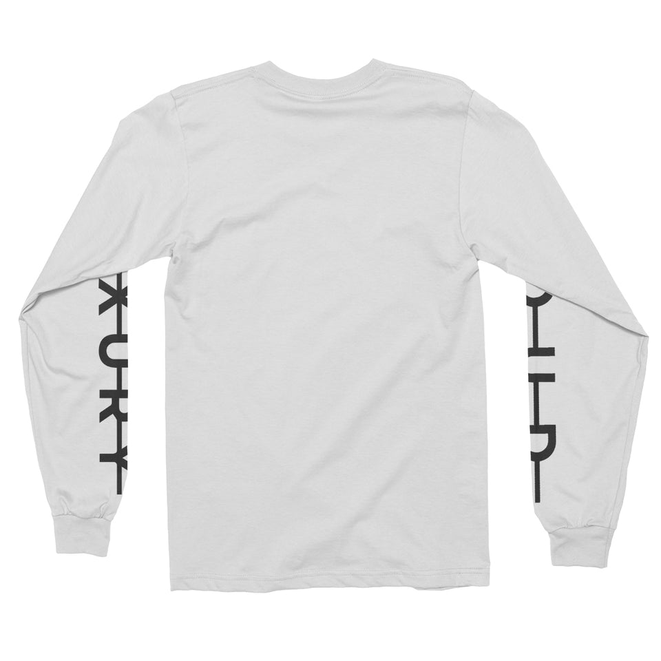 Loud Luxury - LL - Long Sleeve Shirt - White