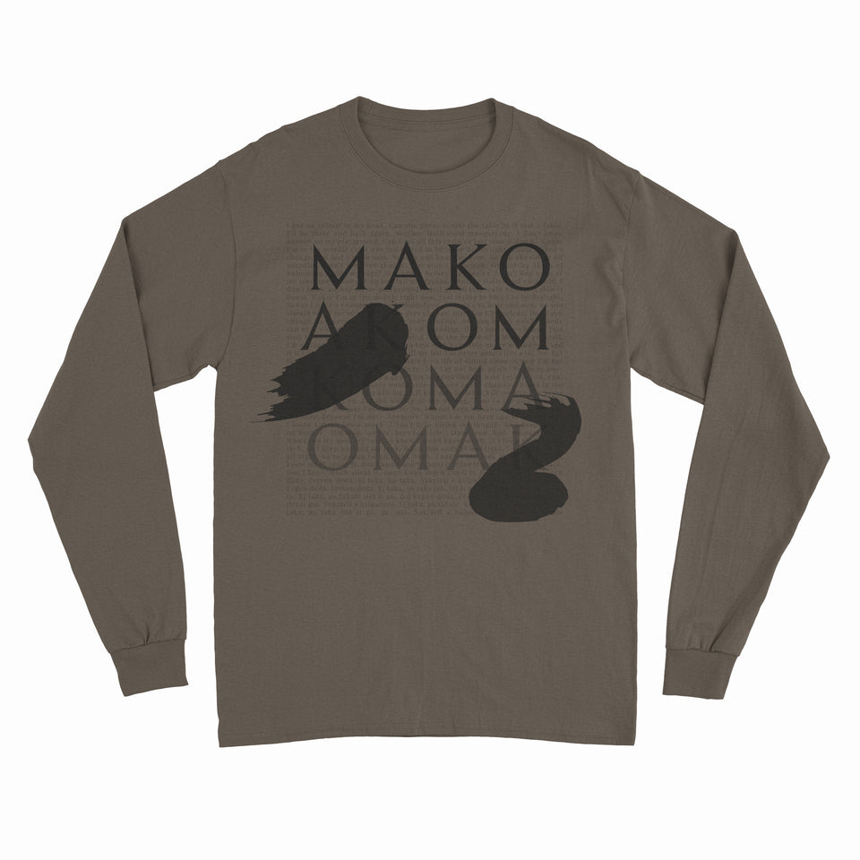 MAKO - AKOM - Long Sleeve