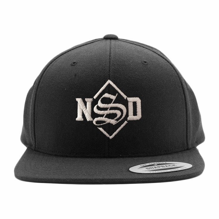 NSDR - Diamond - Snapback Hat